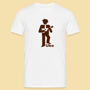 ShirtUkePlayer - Männer T-Shirt