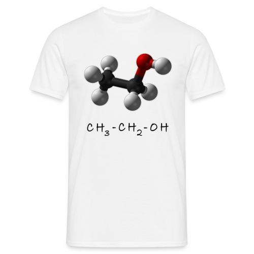 Etanolo t-shirt - Maglietta da uomo