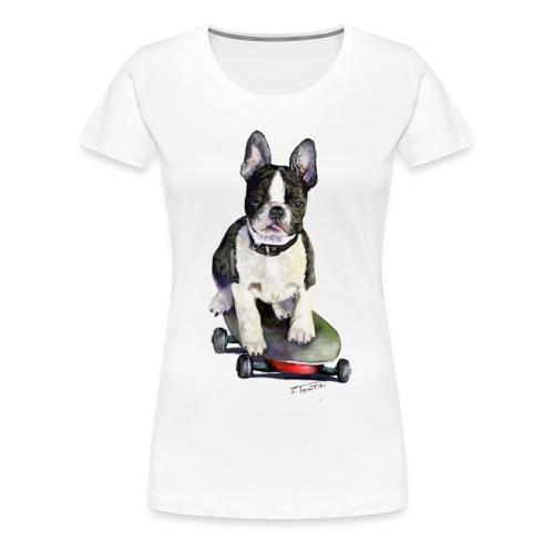 Sport ist SUPA - Frauen Premium T-Shirt