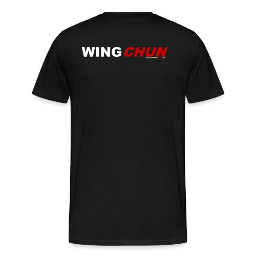 WING CHUN T-Shirt - Männer Premium T-Shirt