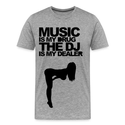 MAN - Mannen Premium T-shirt