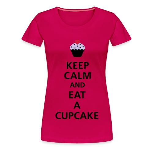 Basic T-shirt girls @ Cupcake - Vrouwen Premium T-shirt