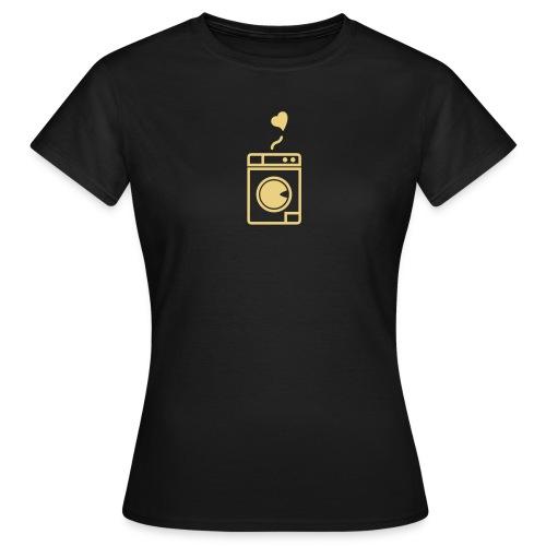 Ich wasche gern. - Frauen T-Shirt