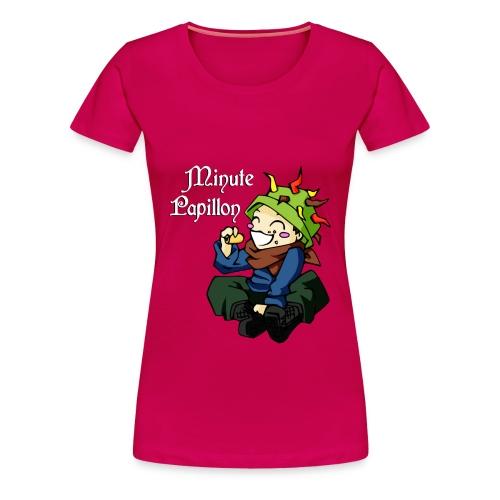 Mini-Kriss - Le hippie - T-shirt femme - T-shirt Premium Femme
