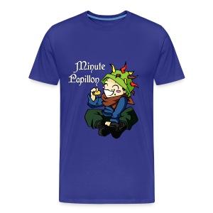 Mini-Kriss - Le hippie 1  - T-shirt Premium Homme