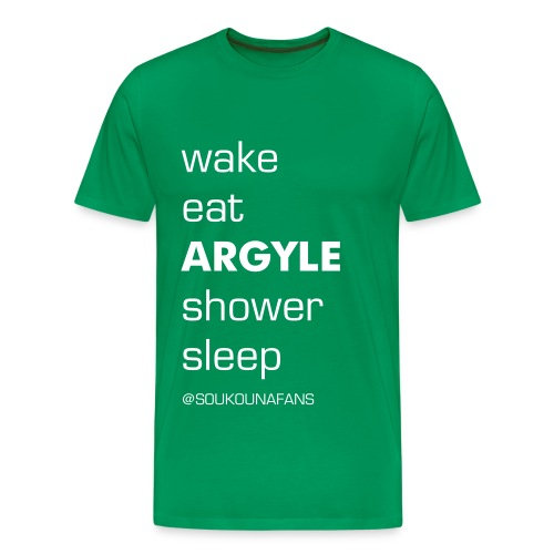 ARGYLE Tee - Men's Premium T-Shirt