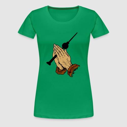 Berlin Amen - Frauen Premium T-Shirt