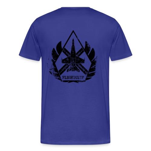 Fligh7club - T-shirt Premium Homme
