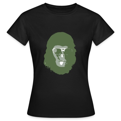 Planet of the apes - T-shirt Femme