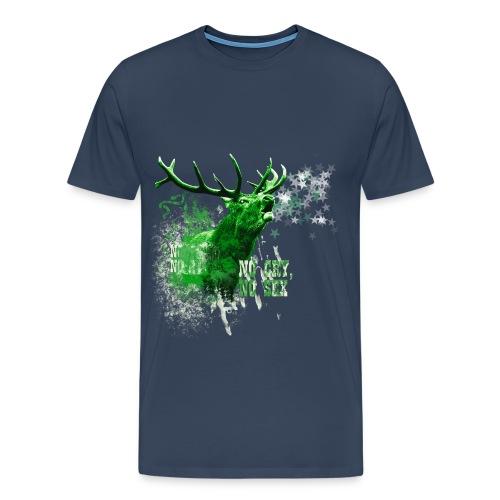 Herrentshirt - Männer Premium T-Shirt