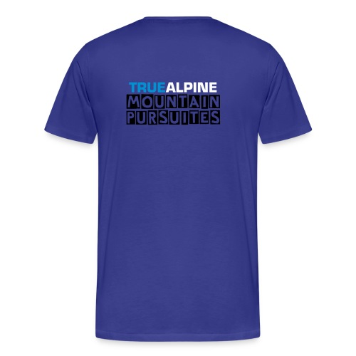 True Alpine Mountain Tee - Men's Premium T-Shirt