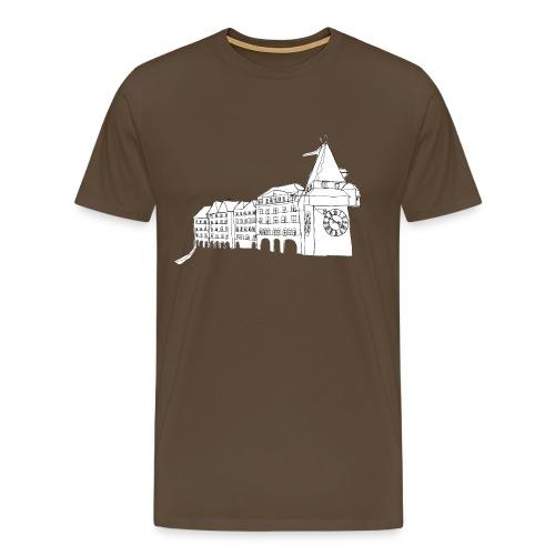 Graz Altstadt - Männer Premium T-Shirt