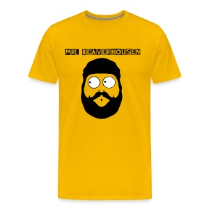 T-shirt Mr. Beaverhousen - Men's Premium T-Shirt