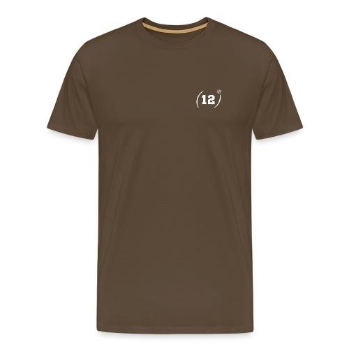 (12*) villages au dos - T-shirt Premium Homme