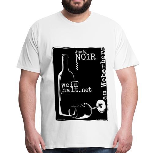 Pinot Noir, ♂-Shirt - Männer Premium T-Shirt