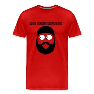 T-shirt Mr. Beaverhousen Big bears and Chubs - Men's Premium T-Shirt