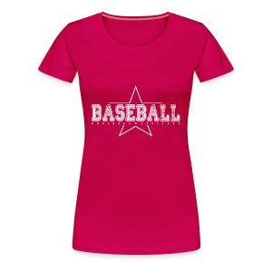TS BA Femme grey - T-shirt Premium Femme