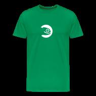 T-Shirts ~ Men's Premium T-Shirt ~ Men's Tee White Badge