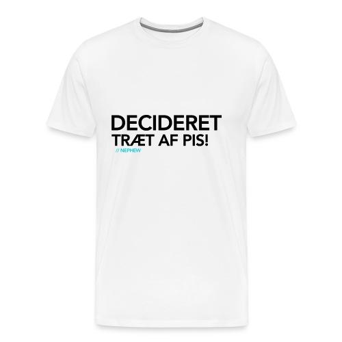 D.T.A.P. Tee - Herre premium T-shirt