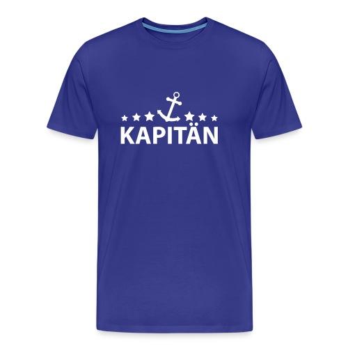 Matrose Kapitän - Männer Premium T-Shirt