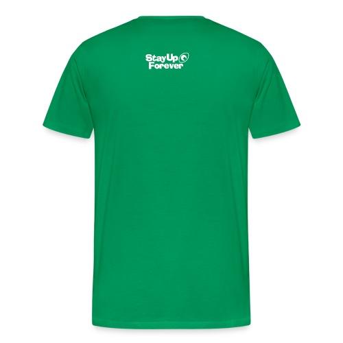 London Largin' It - Men's Premium T-Shirt