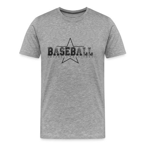 TS BA Homme Black - T-shirt Premium Homme