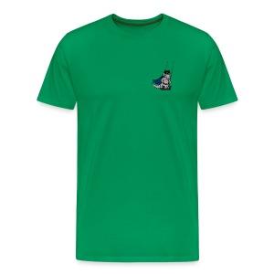 Petit BatCroc Le Croco - T-shirt Premium Homme