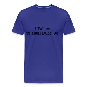 I Follow - Men's Premium T-Shirt