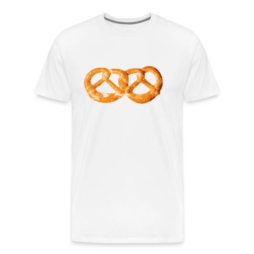 pretzellove4ever - Shirt - Männer Premium T-Shirt