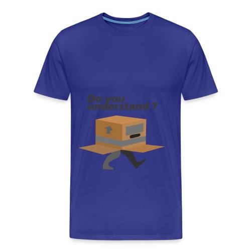 Metal Gear Solid culture Boy - T-shirt Premium Homme