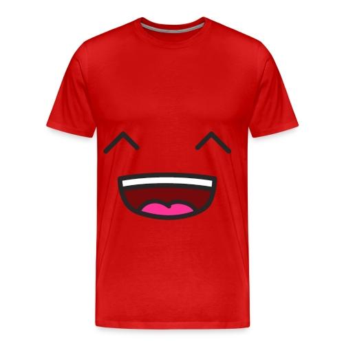 Tee Shirt Grand Sourire - T-shirt Premium Homme