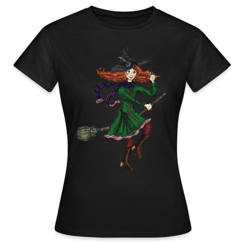 T-Shirt - Hexe! - Frauen T-Shirt
