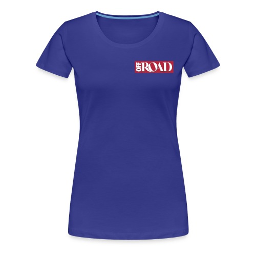 Frauen Premium T-Shirt - offroad,off road,4x4