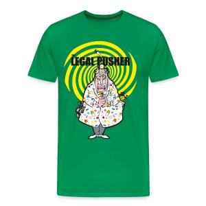 Men's Premium T-Shirt - Men's Classic T-Shirt 100% cotton