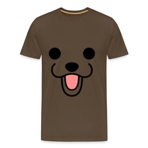 Pedo Bear - Herre premium T-shirt