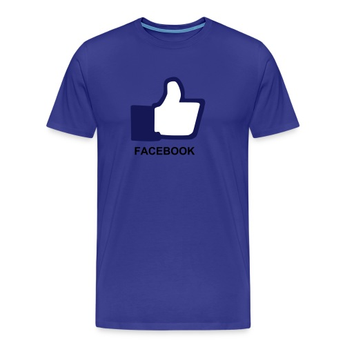 Facebook - Men's Premium T-Shirt
