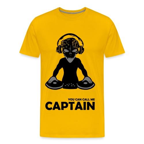 DJ Swagga  - T-shirt Premium Homme