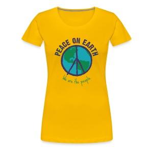 People's Earth - Women - Frauen Premium T-Shirt