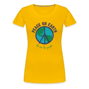 People's Earth - Women - Frauen Premium T-Shirt