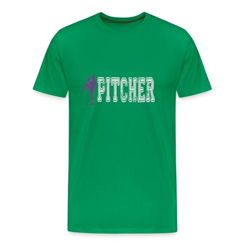 TS Pitcher homme - T-shirt Premium Homme
