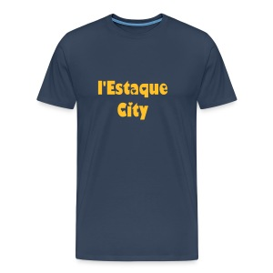 Estaque City - T-shirt Premium Homme