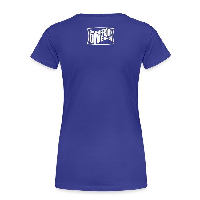 """""""Diving Worl Tour"""" - Imp.Flex 2 Couleurs+Logo Dos"""