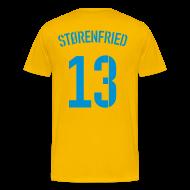 T-Shirts ~ Männer Premium T-Shirt ~ STØRENFRIED 13 (Home)