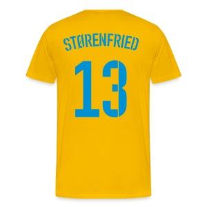 STØRENFRIED 13 (Home) - Männer Premium T-Shirt