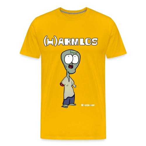 (H)armlos - Männer Premium T-Shirt