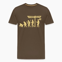 Oktoberfest Evolution T-Shirts
