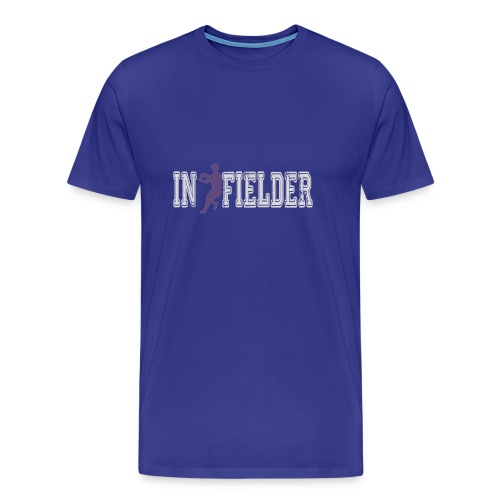 TS Infielder homme - T-shirt Premium Homme