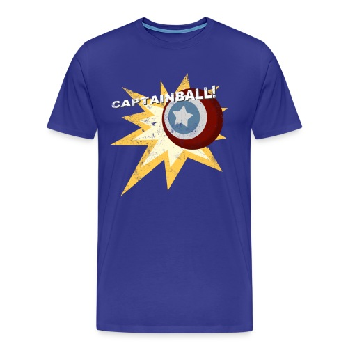 Captainball - Men's Premium T-Shirt