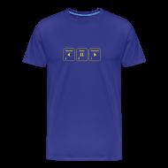 T-Shirts ~ Men's Premium T-Shirt ~ JKL Edit Blue