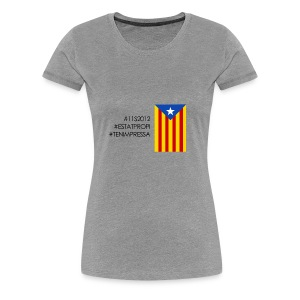 #11S2012 Noia - Women's Premium T-Shirt
